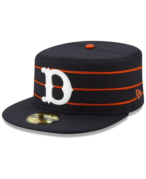 4e26edf20e6e4 New Era Detroit Tigers Pillbox 59FIFTY-FITTED Cap   Reviews - Sports ...