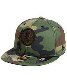 New Era Washington Redskins Woodland Prism Pack 59FIFTY-FITTED Cap
