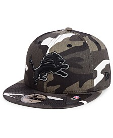 New Era Detroit Lions Urban Prism Pack 59FIFTY-FITTED Cap