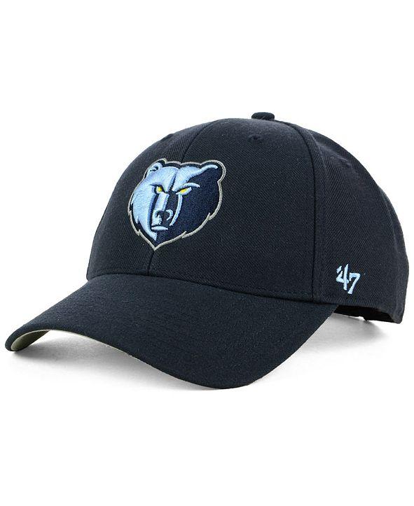 '47 Brand Memphis Grizzlies Team Color MVP Cap