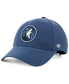 '47 Brand Minnesota Timberwolves Team Color MVP Cap