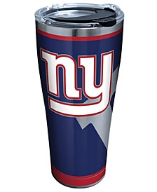 New York Giants 30oz Rush Stainless Steel Tumbler