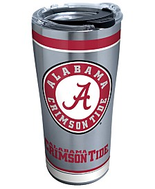 Tervis Tumbler Alabama Crimson Tide 20oz Tradition Stainless Steel Tumbler