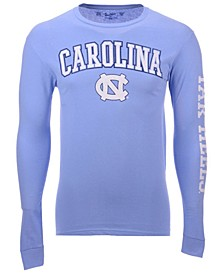 Men's North Carolina Tar Heels Midsize Slogan Long Sleeve T-Shirt