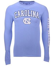 Men's North Carolina Tar Heels Midsize Slogan Long Sleeve T-Shirt