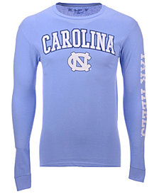 Colosseum Men's North Carolina Tar Heels Midsize Slogan Long Sleeve T-Shirt