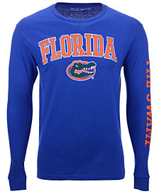 Colosseum Men's Florida Gators Midsize Slogan Long Sleeve T-Shirt