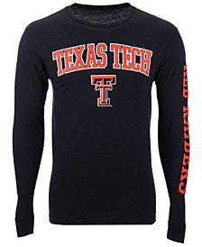 Colosseum Men's Texas Tech Red Raiders Midsize Slogan Long Sleeve T-Shirt
