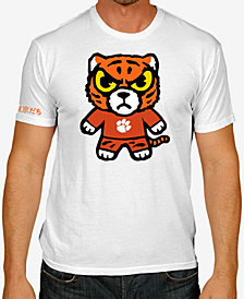Retro Brand Men's Clemson Tigers Tokyodachi T-Shirt