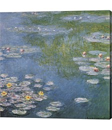 Nympheas At Giverny by Claude Monet Canvas Art