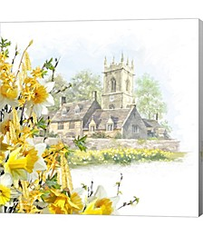 Easter Scene by The Macneil Studio Canvas Art