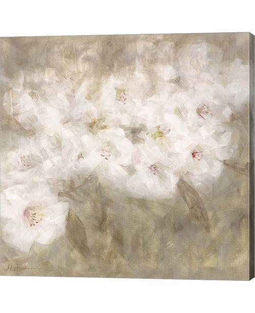 Metaverse Wild Flowers I by Li Bo Canvas Art