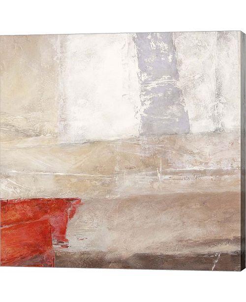 Metaverse Incontro II by Ruggero Falcone Canvas Art