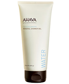 Ahava Mineral Shower Gel, 6.8 oz