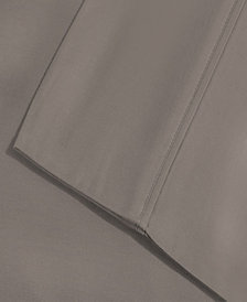 Superior 1500 Thread Count Egyptian Cotton Solid Sheet Set - California King - White