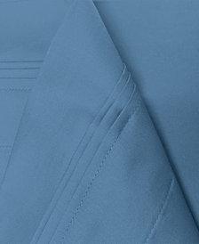 Superior 650 Thread Count Egyptian Cotton Stripe Sheet Set - King - Taupe
