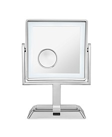 Sensor Touch Double-Sided Vanity Mirror