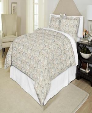 200TC Printed Percale Duvet Bedding