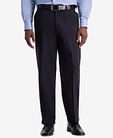 Men's W2W PRO Relaxed-Fit Flat Front Casual Pants