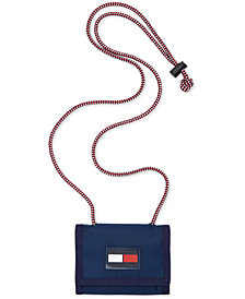 Tommy Hilfiger Leah Trifold Crossbody Wallet