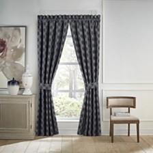 "Croscill Finnegan 84"" Curtain Window Panel Pair"
