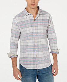 Tommy Bahama Men's Beckett Bay Plaid Shirt