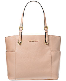Michael Kors Jet Set Travel East West Pebble Leather Tote