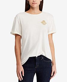 Lauren Ralph Lauren Crest T-Shirt