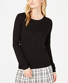 Weekend Max Mara Flipper Contrast-Trim Sweater