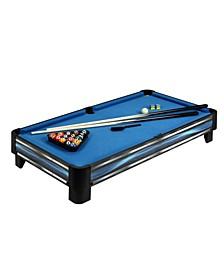 "Breakout 40"" Tabletop Pool Table"