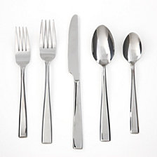 Cambridge Cali Mirror 30-Piece Flatware Set