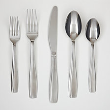 Farberware Allspice Sand 20-Piece Flatware Set