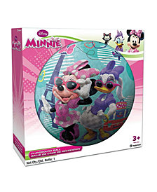 """Hedstrom - 8.5"""" Minnie Mouse Rubber Playground Ball"""