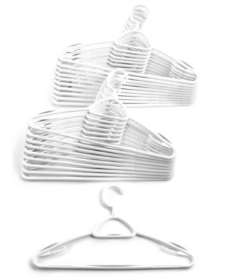 Neatfreak Clothes Hangers, 20 Pack Non Slip & Reviews - Cleaning & Organization - Home - Macy s