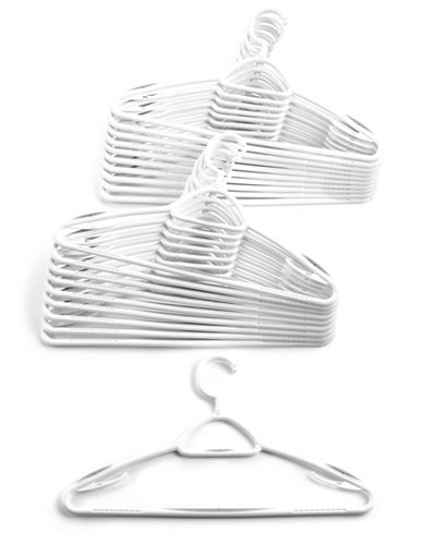 Neatfreak Clothes Hangers 20 Pack Non Slip Cleaning