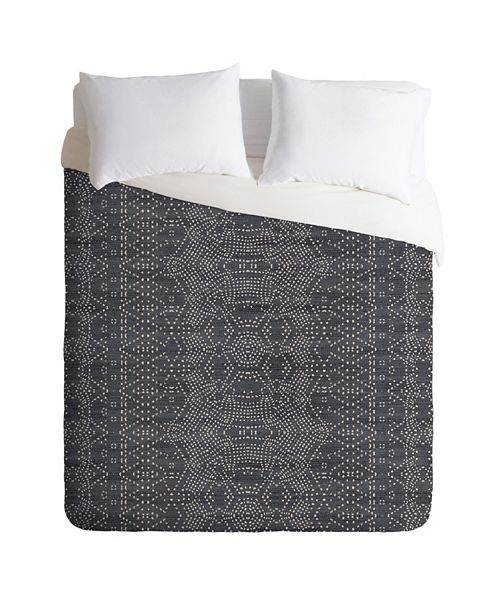 Deny Designs Holli Zollinger Marrakeshi Denim King Duvet Set