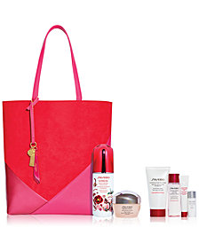 Shiseido 7-Pc. The Gift Of Ultimate Wrinkle Smoothing Set