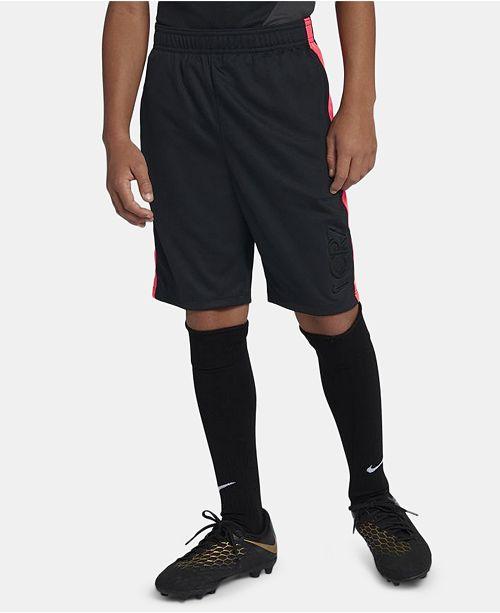 8634793ebb9c Nike Big Boys Dry CR7 Academy Shorts   Reviews - Shorts - Kids ...
