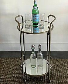 Katrine Brighton Bar Cart