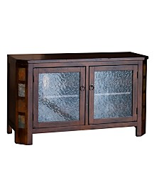 "Santa Fe 45"" Dark Chocolate TV Console"