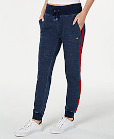 Tommy Hilfiger Cotton Slim-Fit Jogger Pants