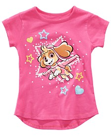 Nickelodeon PAW Patrol Toddler Girls Star T-Shirt