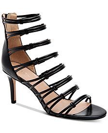 BCBGeneration Maria Caged Dress Sandals
