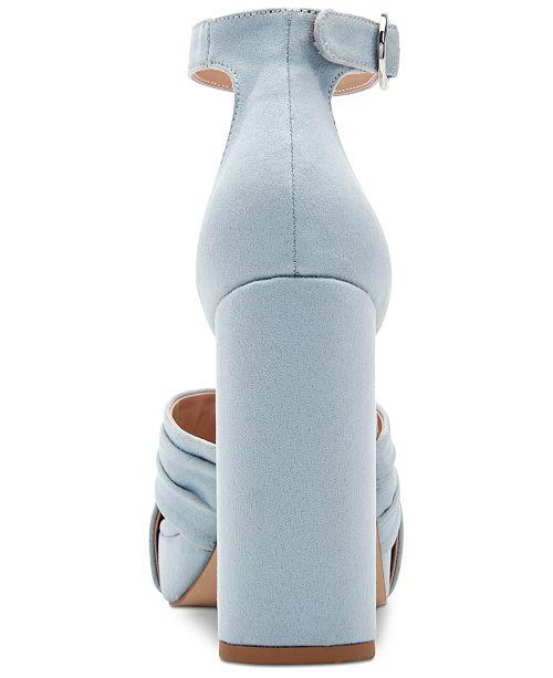 3c186225d24 BCBGeneration Flora Platform Dress Sandals   Reviews - Sandals ...