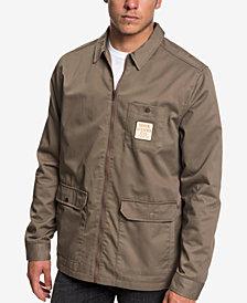 Quiksilver Men's Mashu Times Jacket