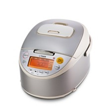 Tiger Induction Heating 5.5 Cup Rice Cooker & Warmer
