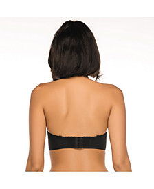 Annette Women's Strapless Control Bra with Extra Side Support