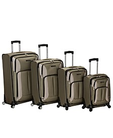 Impact 4-Pc. Softside Luggage Set