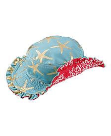Reversible Swim Hat Starfish