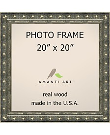 """Amanti Art Barcelona Champagne 20"""" X 20"""" Opening Wall Picture Photo Frame"""